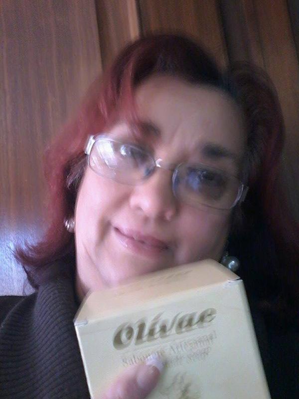 Fernanda Dias, vencedora do Passatempo 3 Conjuntos de Sabonetes Olivae