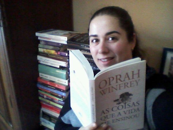 """Henriqueta Diniz, vencedora do Passatempo – 3 Livros Oprah """"As coisas que a vida me ensinou"""""""