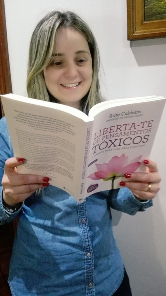 Laura Sofia Fernandes, vencedora do Liberta-te de Pensamentos Tóxicos