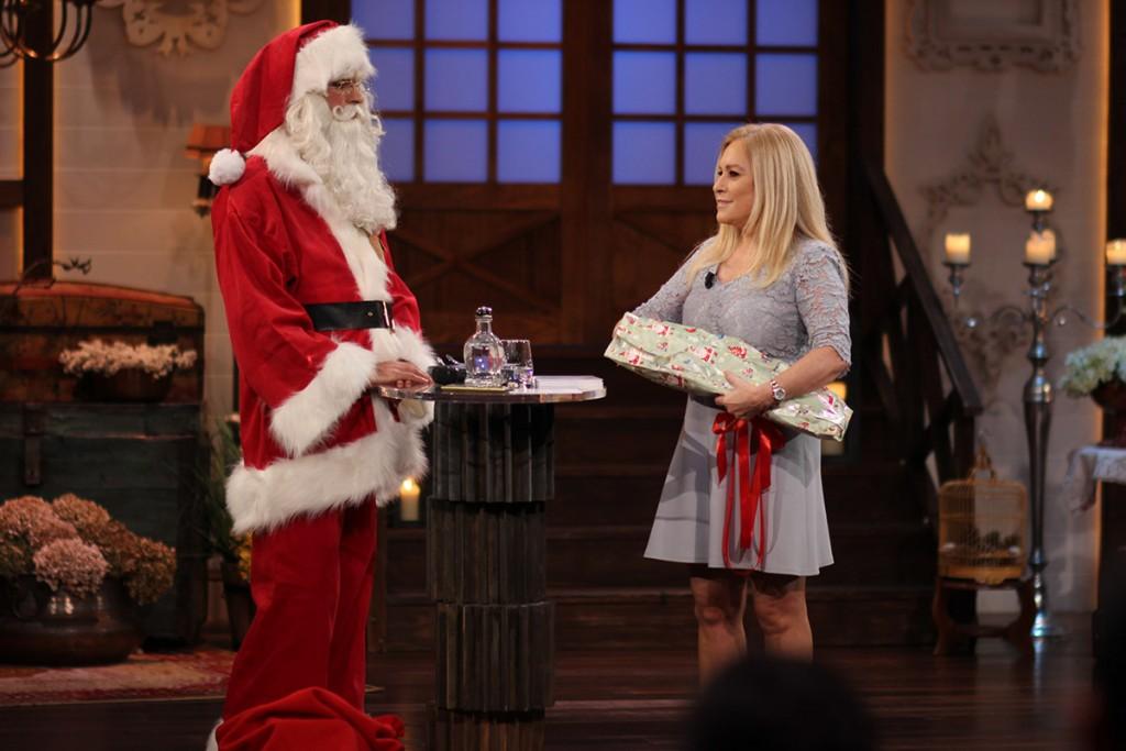 Teresa Guilherme e o Pai Natal