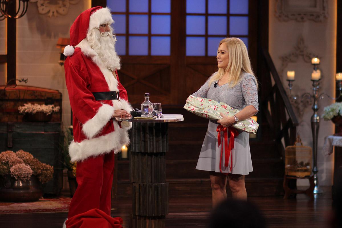 Eu ainda acredito no Pai Natal. E conheço-o! ? ;)