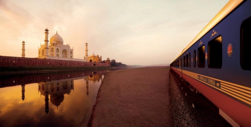 Viagens de Comboio, de sonho - Maharajas' Express, Índia