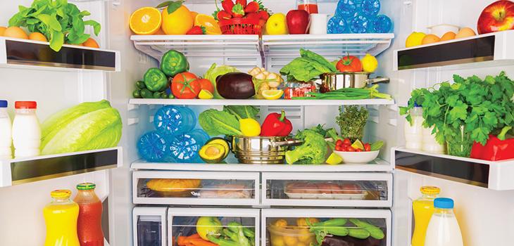 Como organizar o frigorífico