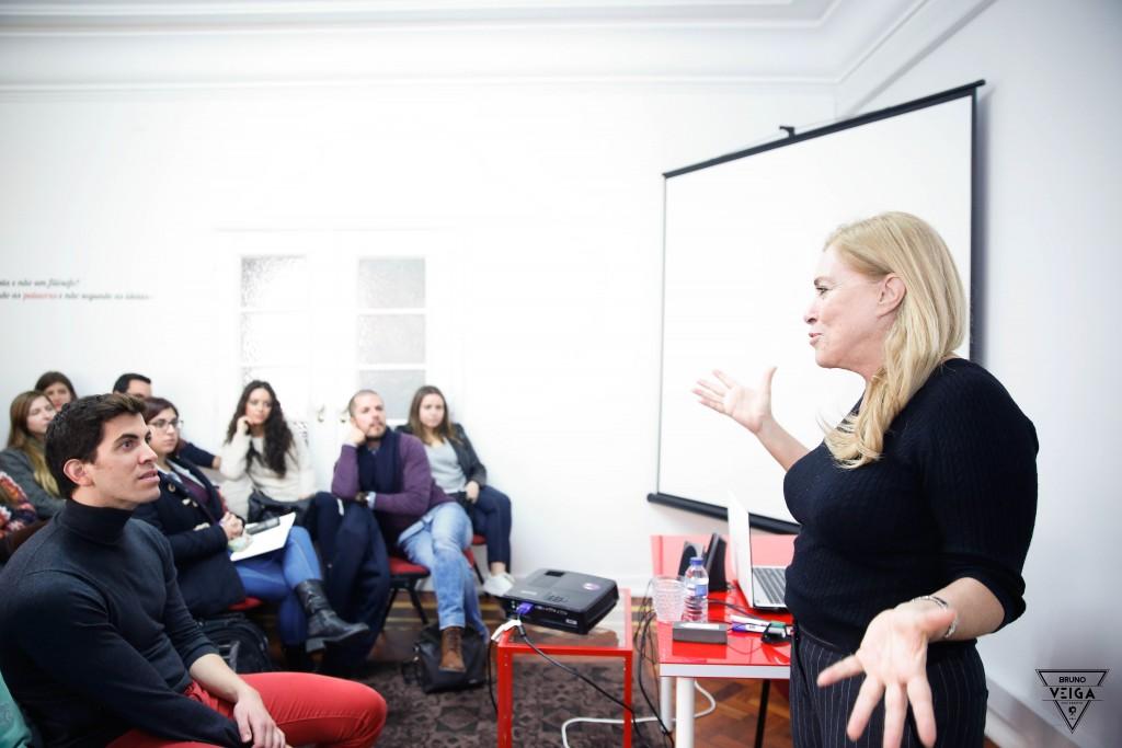 Teresa Guilherme - Novo Curso! Televisão Atrás e à Frente das Câmaras - Palavras Ditas