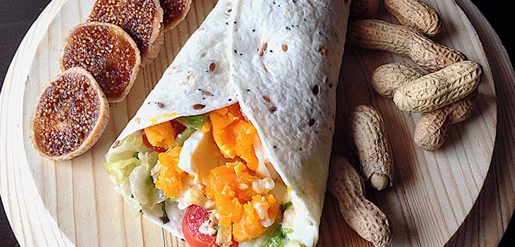 Receita Para Um Almoço Rápido, Saudável e Delicioso