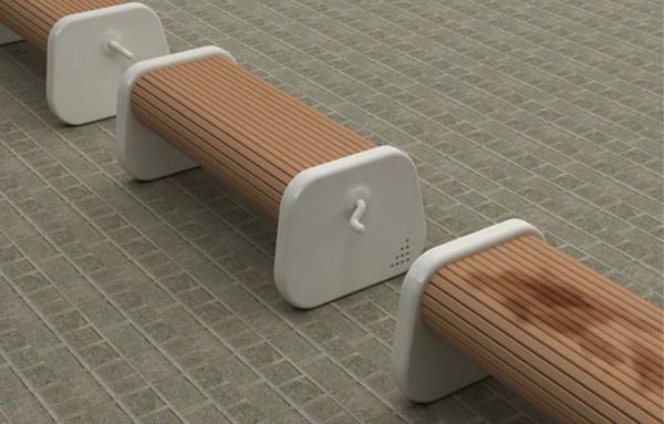 Invenções Geniais que Facilitam a Vida - Invenções Geniais que Facilitam a Vida - Banco de Jardim Sempre Seco