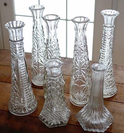 Limpar Superfícies Difíceis - Solitários e Garrafas Decorativas de Vidro