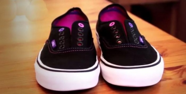 10 truques geniais para a sua roupa e calçado - como limpar a zona branca dos ténis