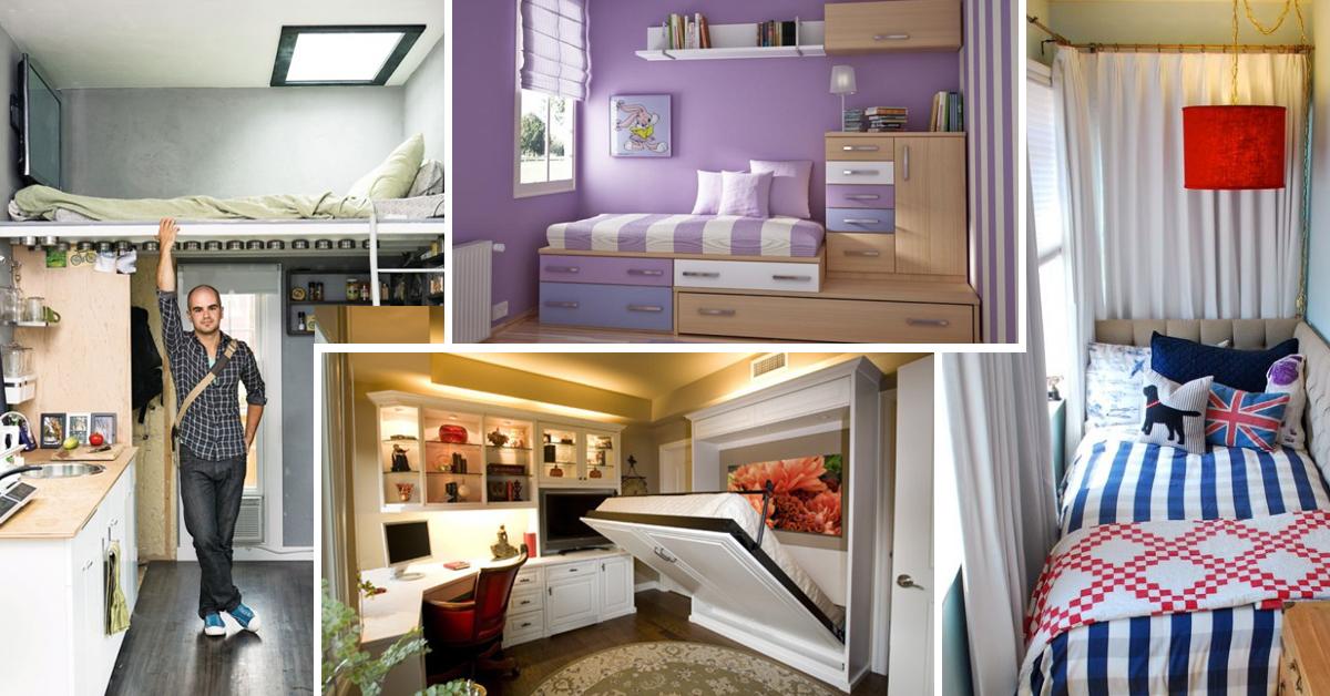 11 ideias para espaços pequenos