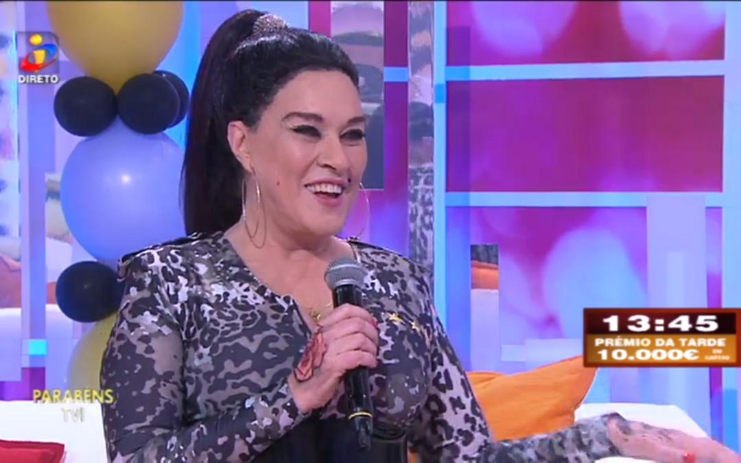 Teresa Guilherme Turbinada – o vídeo!