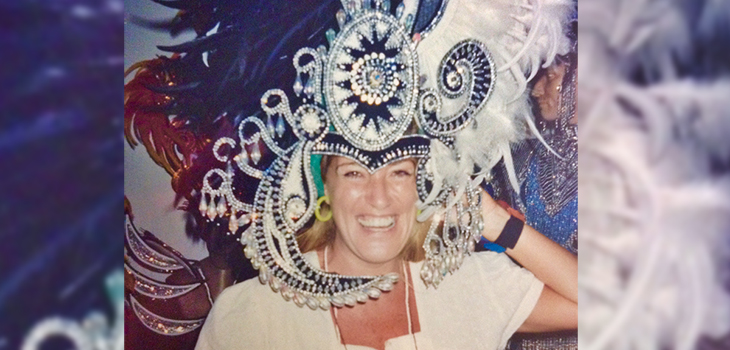 O dia em que a minha vida foi um grande Carnaval…do Rio