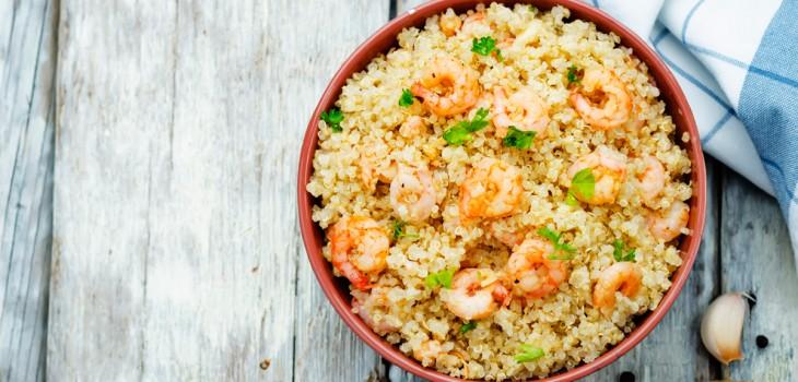 Quinoa – a proteína vegetal completa