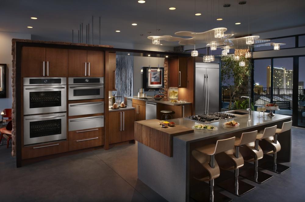 Cozinhas de sonho - cozinha modernao