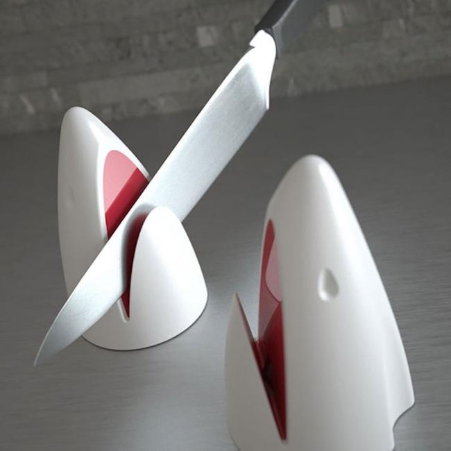 Objectos de sonho para qualquer cozinha - afia facas