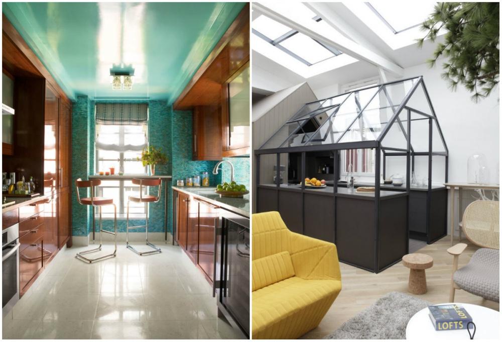 Cozinhas de sonho - cozinha em estilo contemprâneo