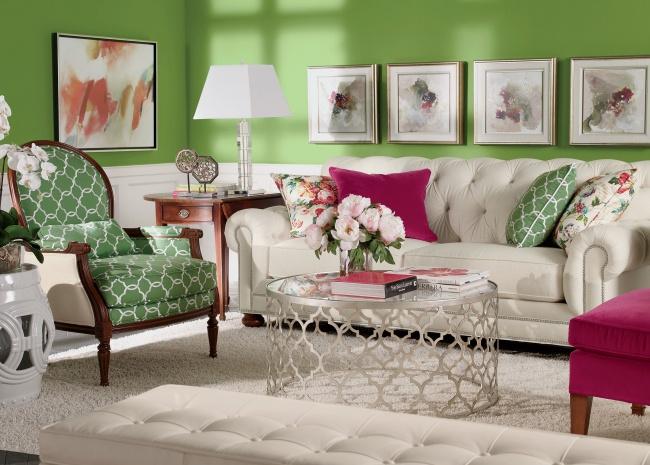 Especial decoração: 10 casas, 10 cores - Verde