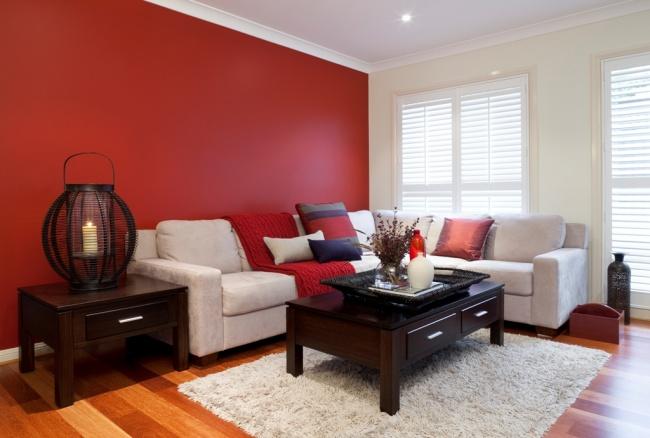 Especial decoração: 10 casas, 10 cores - Vermelho
