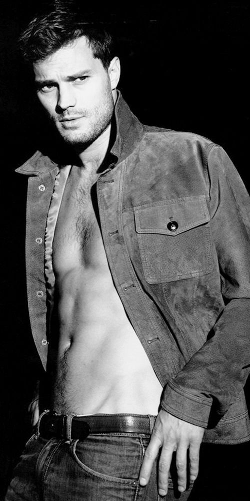 Os homens mais sexys do mundo - Jamie Dornan
