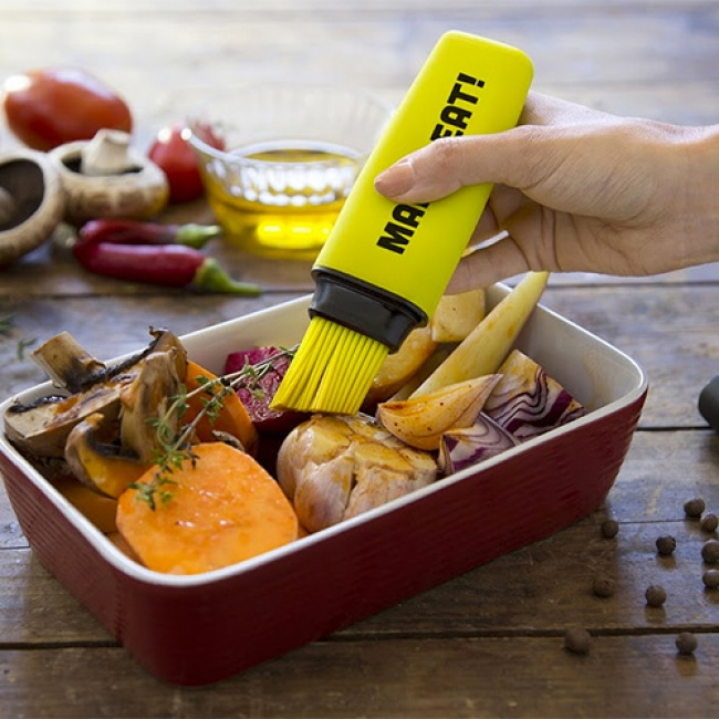 Objectos de sonho para qualquer cozinha - Marcador para espalhar o azeite