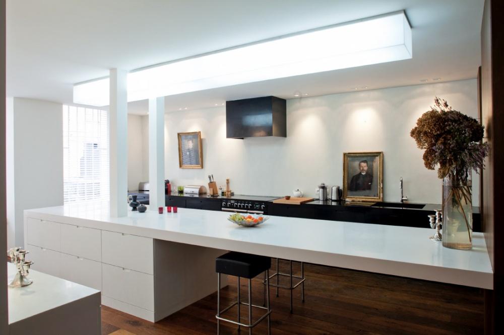 Cozinhas de sonho - cozinha open space