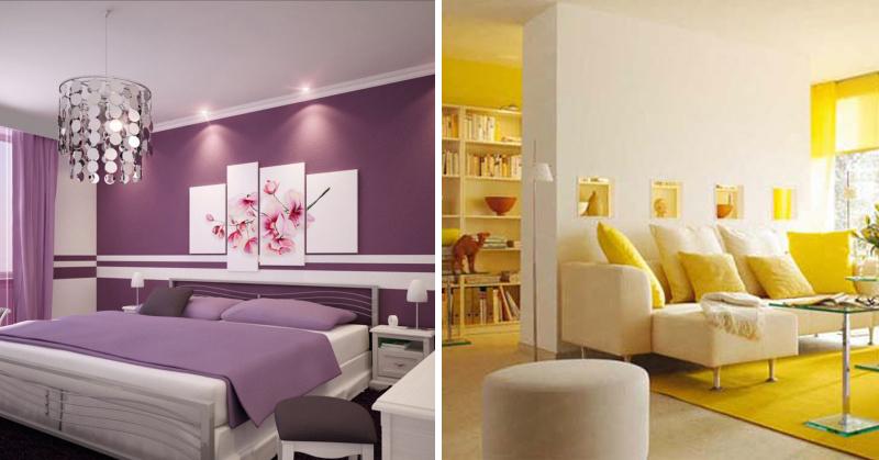 Especial decoração: 10 casas, 10 cores