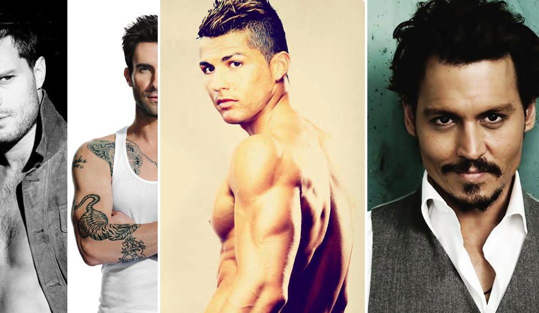 Os 11 Homens mais sexys do mundo