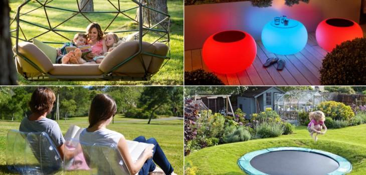 11 invenções para tirar o melhor partido do seu jardim