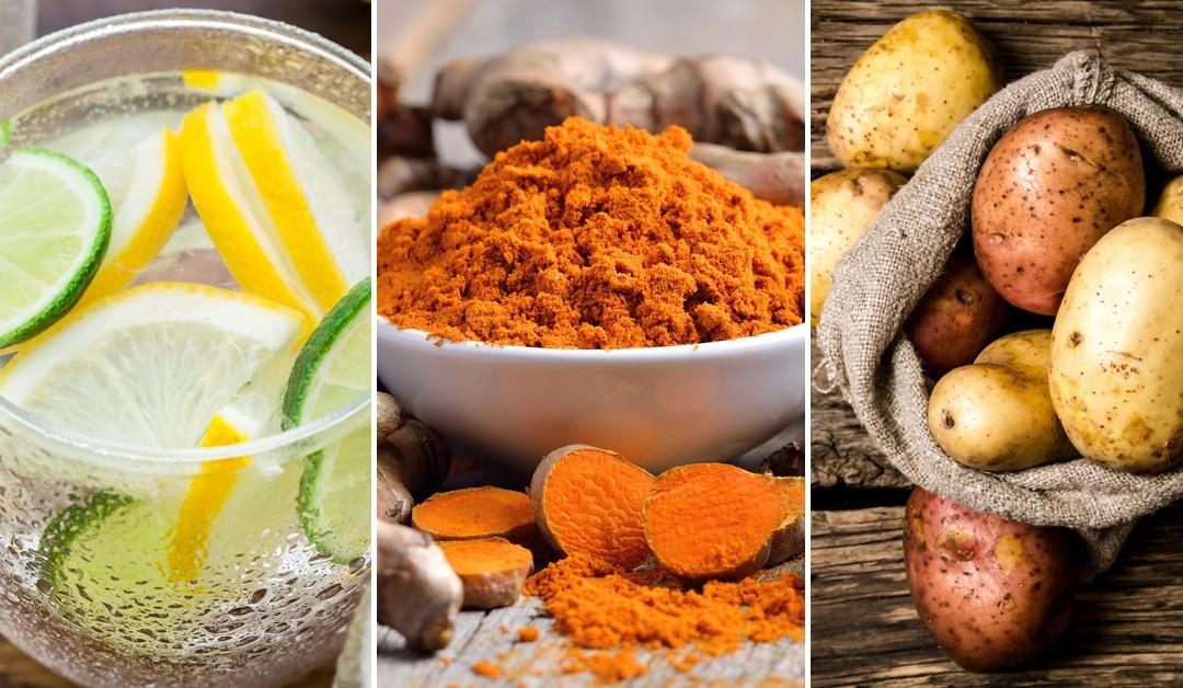Conheça o top 10 dos alimentos alcalinos