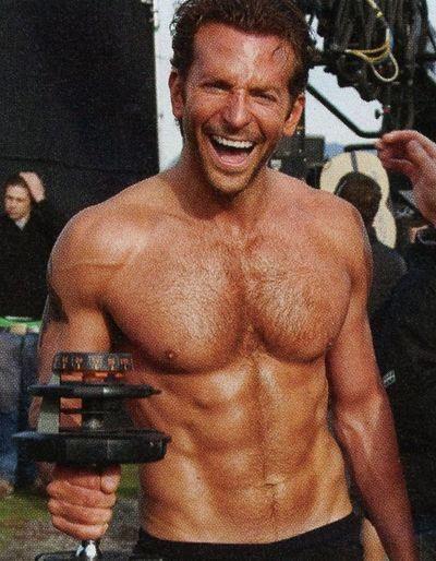 Os homens mais sexys do mundo - Bradley Cooper