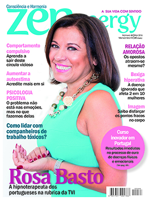 Revista Zen Energy - capa