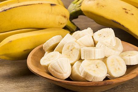 Top 10 dos alimentos alcalinos - Banana