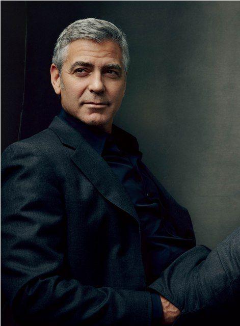 Os homens mais sexys do mundo - George Clooney