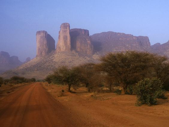 Lugares mais quentes do mundo - Timbuktu, Mali