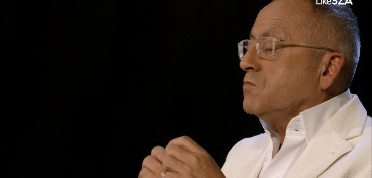 """O Manel Luís reconhece: """"em criança o meu sonho era ser conhecido"""""""