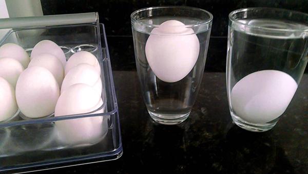 Truques de cozinha - ovos cozidos