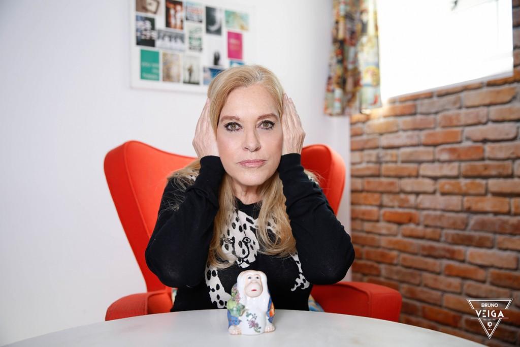 Não ver, não ouvir e não falar, uma coleção de bonequinhos - Teresa Guilherme
