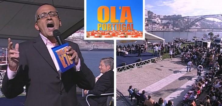 Olá Portugal, o vídeo!
