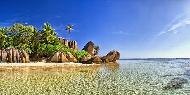 Praias paradisíacas pelo Mundo - Seychelles