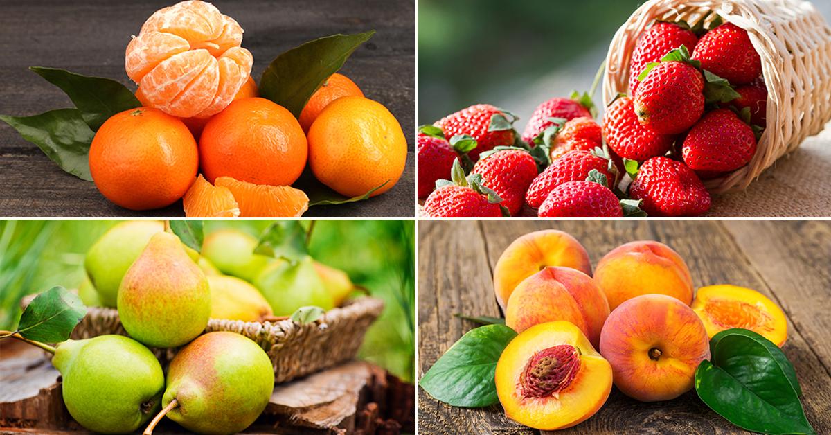 Top 10 frutos menos calóricos por Ágata Roquette