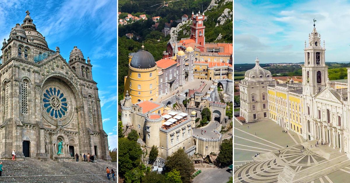 15 monumentos que nos enchem de orgulho