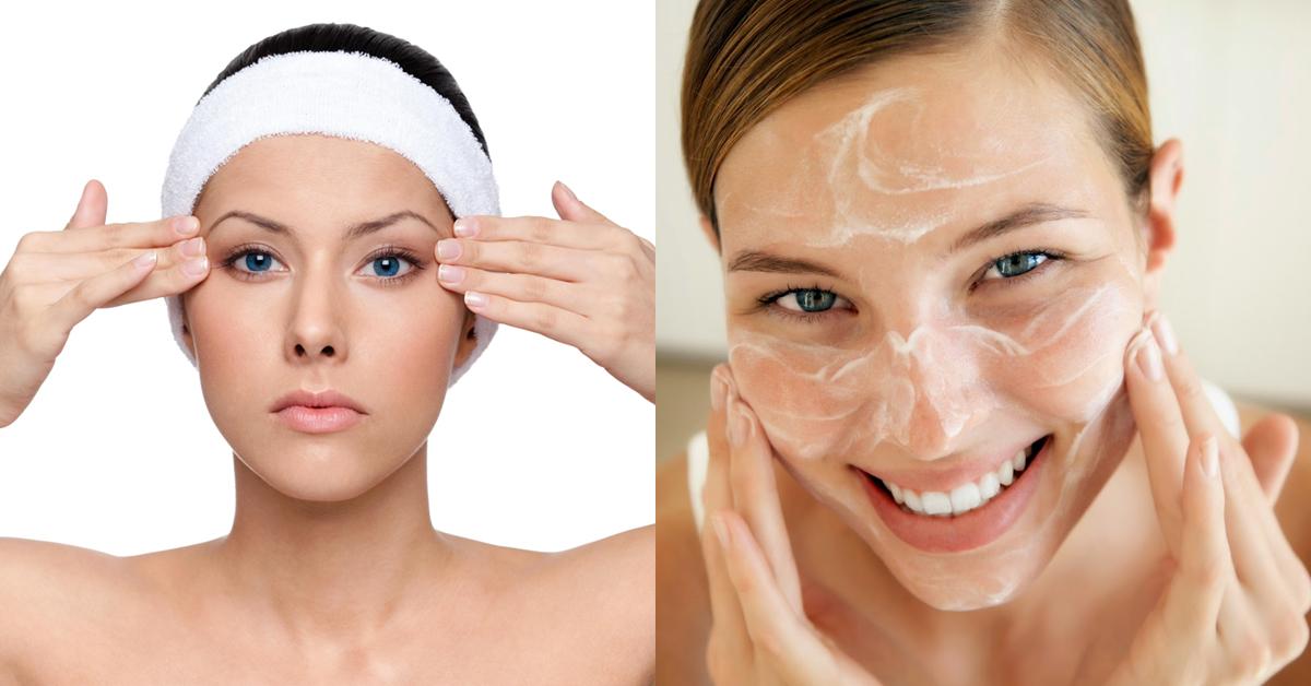 Conheça os cuidados básicos a ter com a pele do rosto