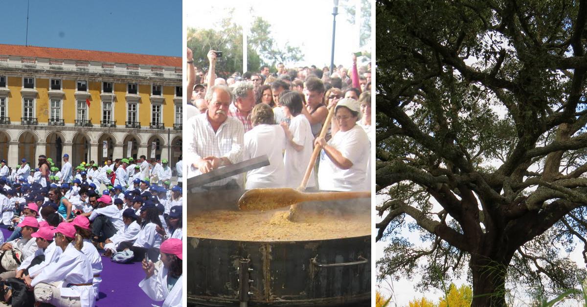 10 Recordes do Guiness que são portugueses
