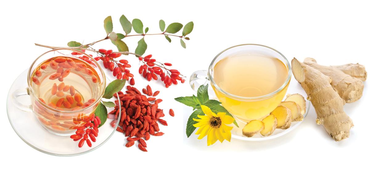 Tabela de infusões – Saiba que chá faz bem a quê