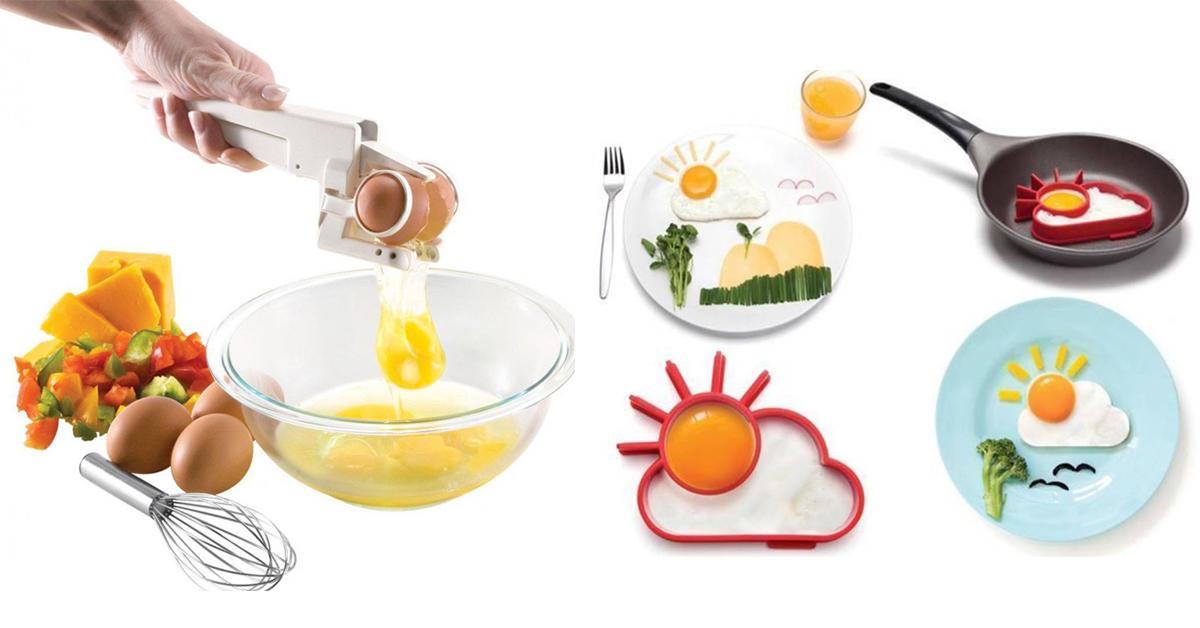 10 utensílios de cozinha práticos e divertidos