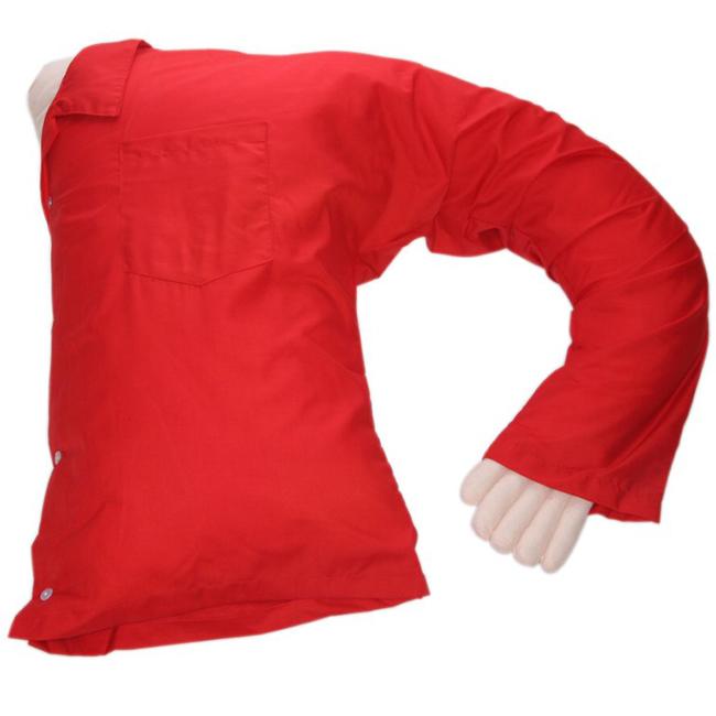 As invenções mais loucas do mundo - almofada abraço