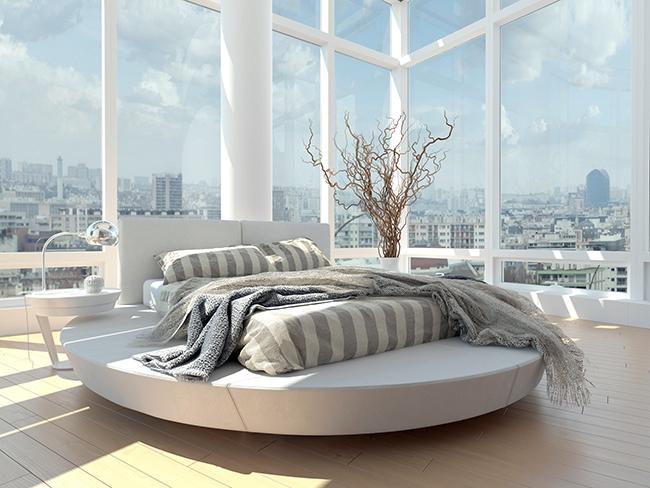 Camas de sonho - Cama redonda
