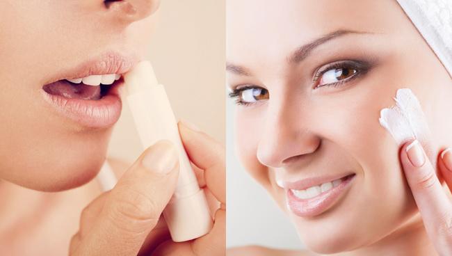 Cuidados básicos a ter com a pele do rosto - Proteção da pele