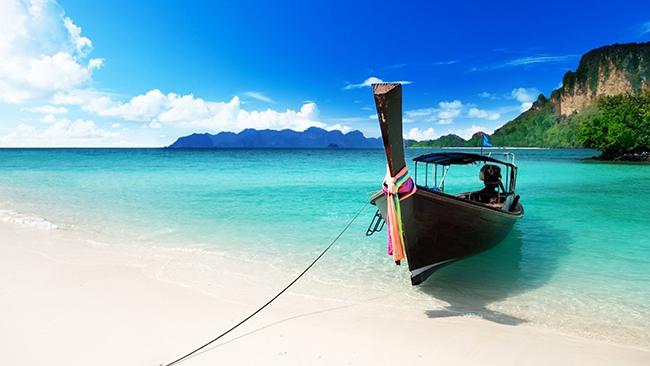 Praias paradisíacas pelo Mundo - Phuket, Tailândia