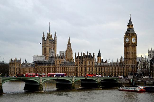 Monumentos mais fotografados do Mundo - Big Ben, Londres, Reino Unido