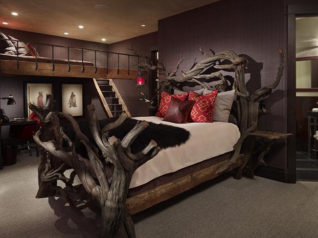 Camas de sonho - Cama árvore